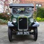1933 Austin Seven Tourer