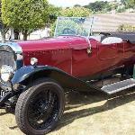 1922 Austin 20hp Tourer