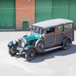 1931 Rolls Royce 20/25 Shooting Brake (photo Bonhams)