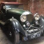 1936 Bentley 4 1/4