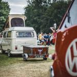 Complete with Westfalia Essen trailer (photo Nick Chivers)