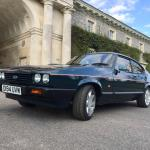 Ford Capri at 50 years old