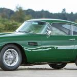 Aston Martin DB4GT - sold before auction (Photo Bonhams)