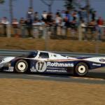 1987 Porsche 962C (Photo Porsche)
