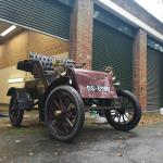 Hagerty's own 1903 Knox Runabout