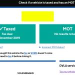 Tax Status Online