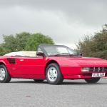 1987 Ferrari Mondial Cabriolet (photo H&H Classics)