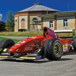 Ex-Alesi 1994 Ferrari 412 T1 (Photo RM Sotheby's)