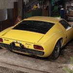 Remarkable 1969 Lamborghini Miura P400S (Photo RM Sotheby's)