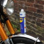 WD40 the chrome