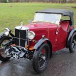 1930 MG Midget (Photo SWVA)