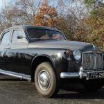 1960 Rover 80 (Photo SWVA)