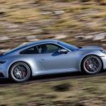 Simplicity - Porsche 911 992 Carrera (Photo Porsche AG)