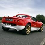 Lotus Elsie Type 49 rear (Photo Lotus)