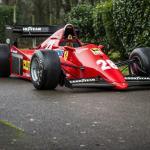1983 Ferrari 126 C3 068 Formula 1 (Photo Artcurial)