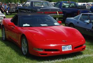 1997 Chevrolet Corvette (C5)