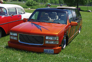 1990's GMC Suburban