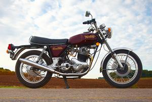 1973 Norton Commando