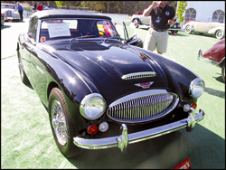 A 1967 Austin-Healey and a 2003 prediction thumbnail