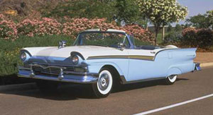 Collectible Classic 1957-59 Ford Skyliner thumbnail