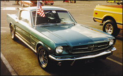 '65 Fastback and '66 Convertible Mustangs thumbnail