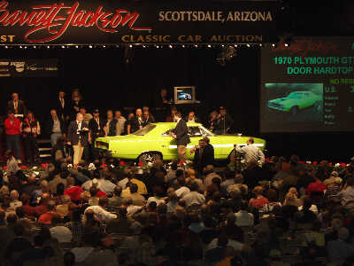 Newcomer's Guide to Barrett-Jackson Classic Car Auction thumbnail