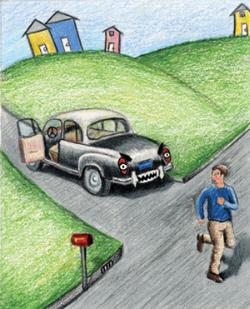 And Car Meets Tree thumbnail