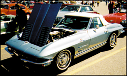 1963 and 1968 Convertible Corvettes thumbnail