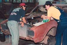 McPherson College Automotive Restoration Technology Program thumbnail