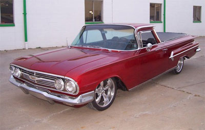 Collectible Classic: 1959-60 Chevrolet El Camino thumbnail