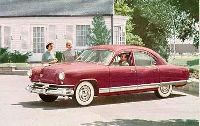 Collectible Classic: 1951-55 Kaiser thumbnail