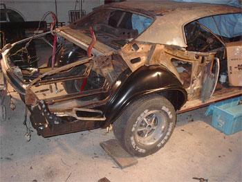 Restoration Tale: 1970 Chevelle SS thumbnail