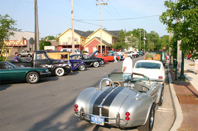 Hagerty Family Car Show a Hit thumbnail