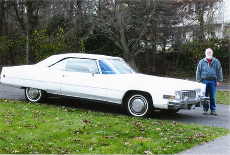 Collectors Foundation Auctions Off Cadillac thumbnail