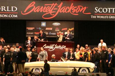 Arizona Auction Week: Barrett-Jackson thumbnail