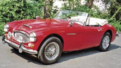 1967 Austin-Healey 3000 thumbnail