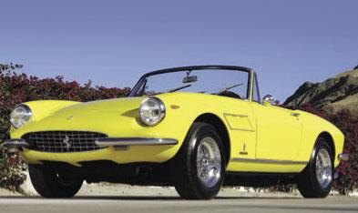 1967 Ferrari 330 GTS thumbnail