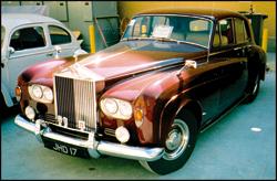 1960 Bentley and 1965 Rolls-Royce thumbnail