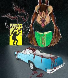 Losses and Lessons: Bats batter stored cars thumbnail