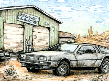 Losses and Lessons: Repair Shop Neglects Delorean thumbnail