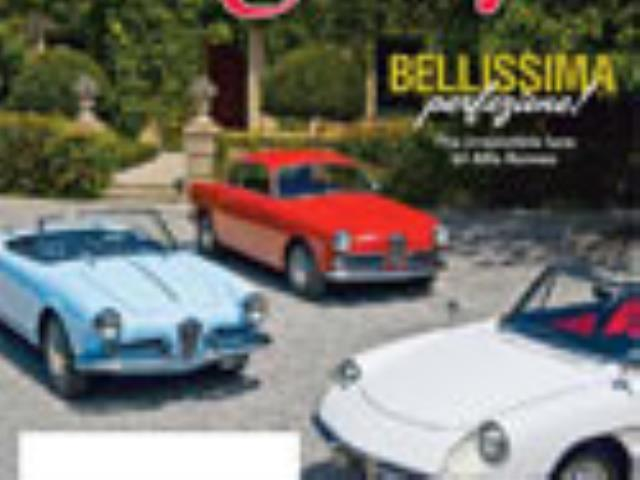Classic Alfa Romeo The Beauty Of Alfa Romeo Hagerty Magazine