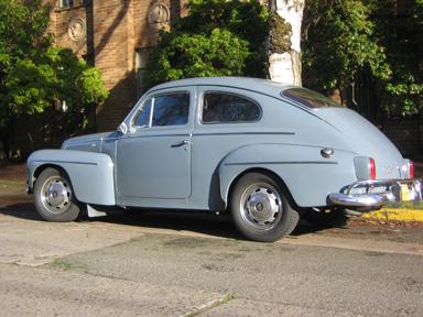 1964 Volvo 544 Sport