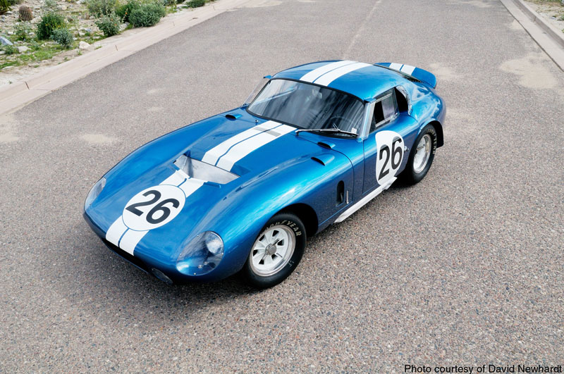 Mecum Auctions to Offer Shelby Cobra Daytona CSX 2601 thumbnail