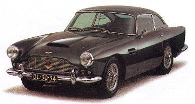 1958-1963 Aston Martin DB4 thumbnail