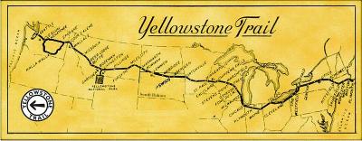 Permission: John W. Ridge, www.yellowstonetrail.org