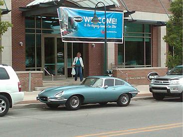 Our Cars: Rob Sass' 1965 E-Type thumbnail