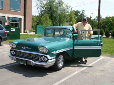 Our Cars: Rudy Bishop's 1958 Chevy Biscayne thumbnail
