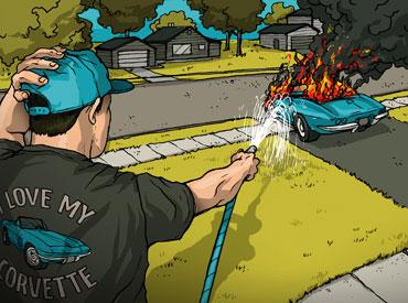 Losses and Lessons: Corvette Catastrophe thumbnail