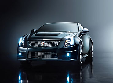 "The 2011 CTS-V Coupe brings Cadillac back as the ""Standard of the World"" for the first time in a long while."
