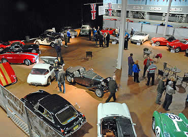 Simeone Museum features 'Best of Britain' car exhibit thumbnail